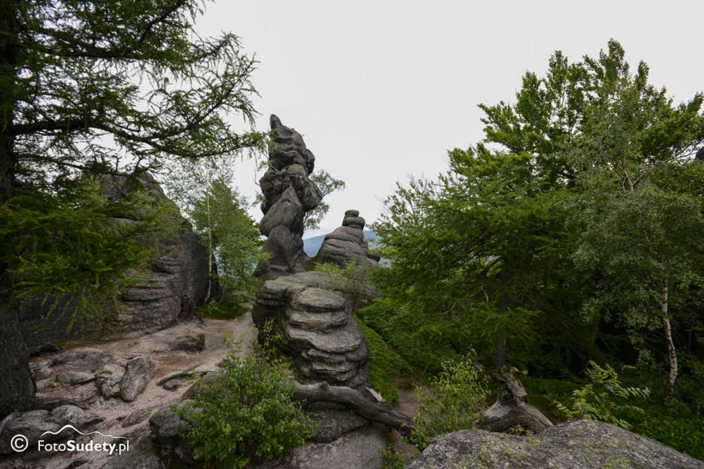 Rudawy Janowickie: Starościńskie Skały