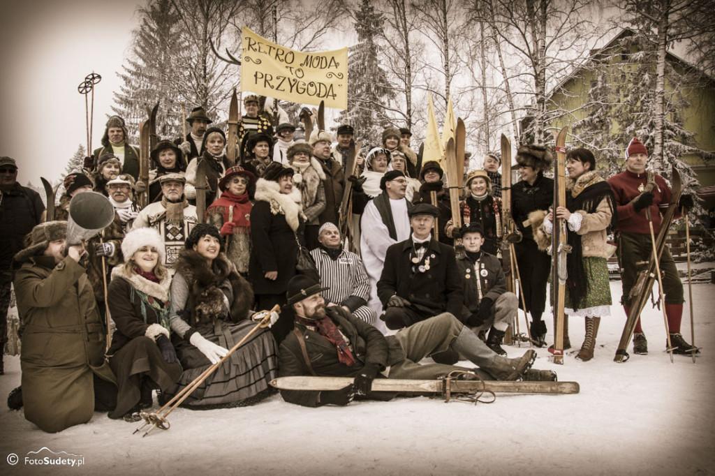 Szklarska Poręba – Ski Retro Festiwal 2015