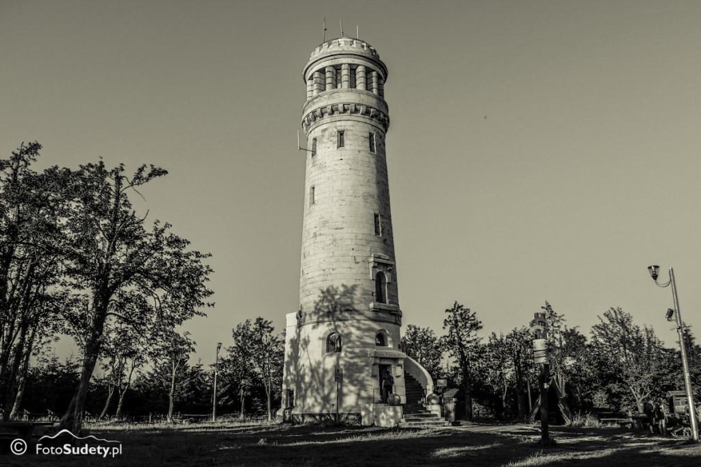 Sudety – Góry Sowie – Wielka Sowa i okolice – wieża widokowa