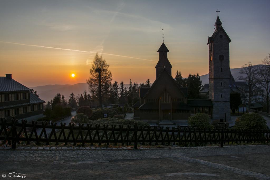 Karpacz – Ewangelicki Kościół Wang