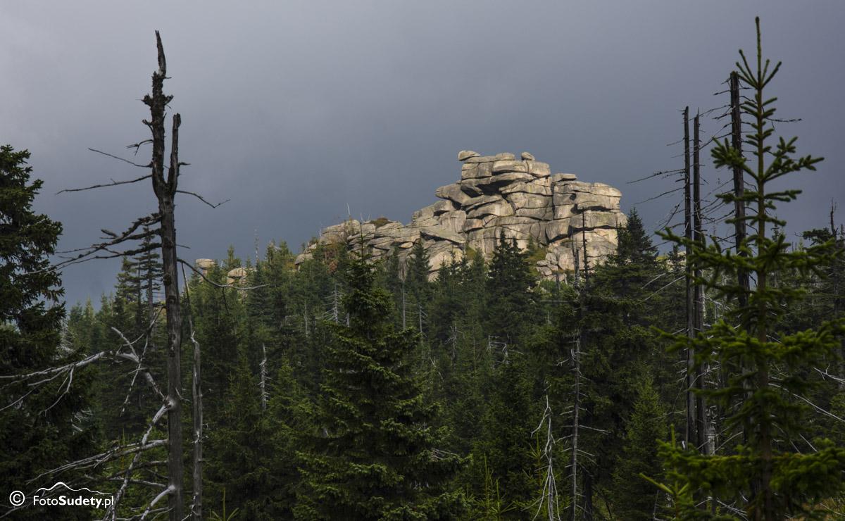 Karkonosze: Bażynowe Skały – Hutniczy Grzbiet