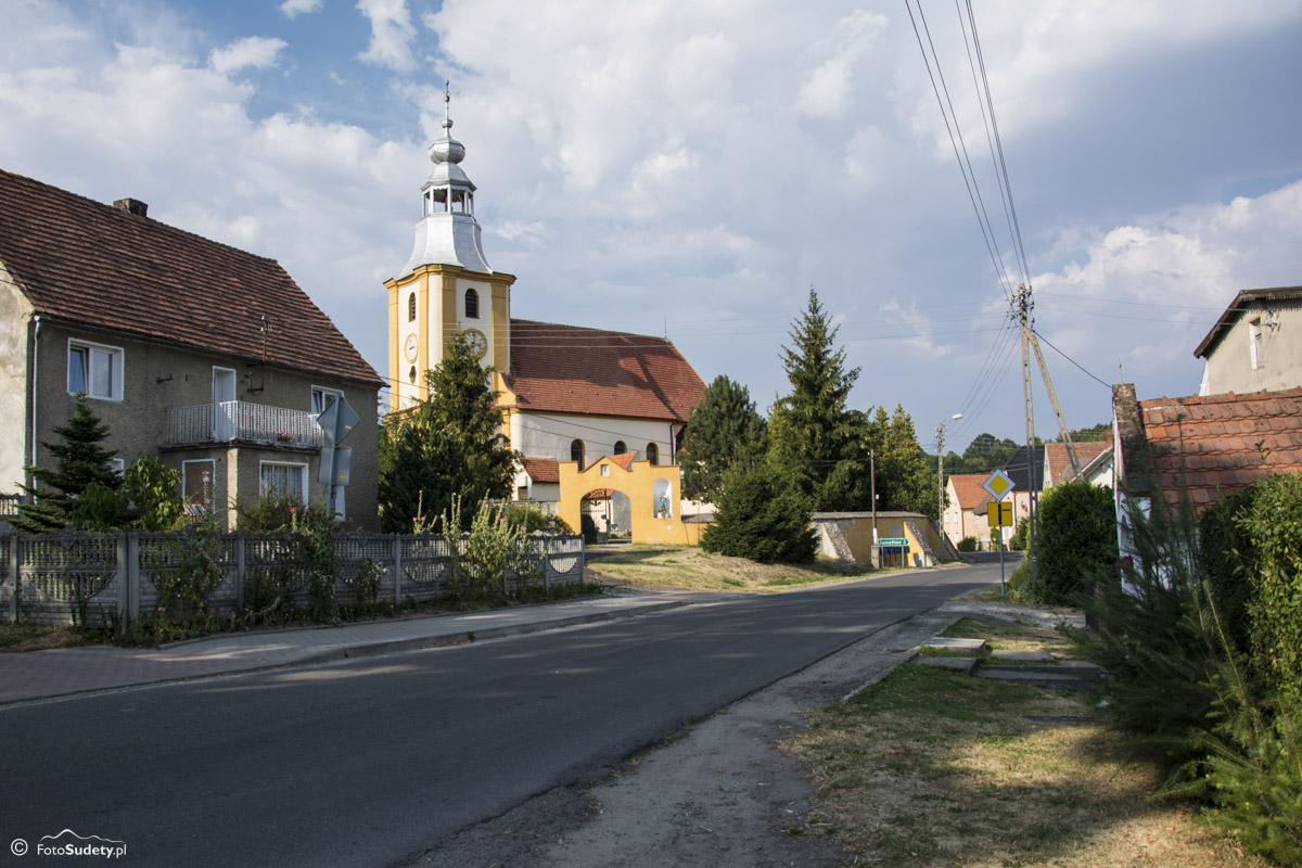 049 Kościół w Łące
