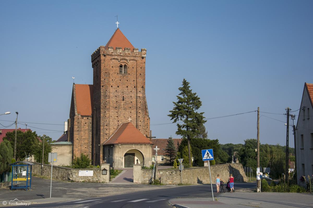 050 Kościół w Kałkowie
