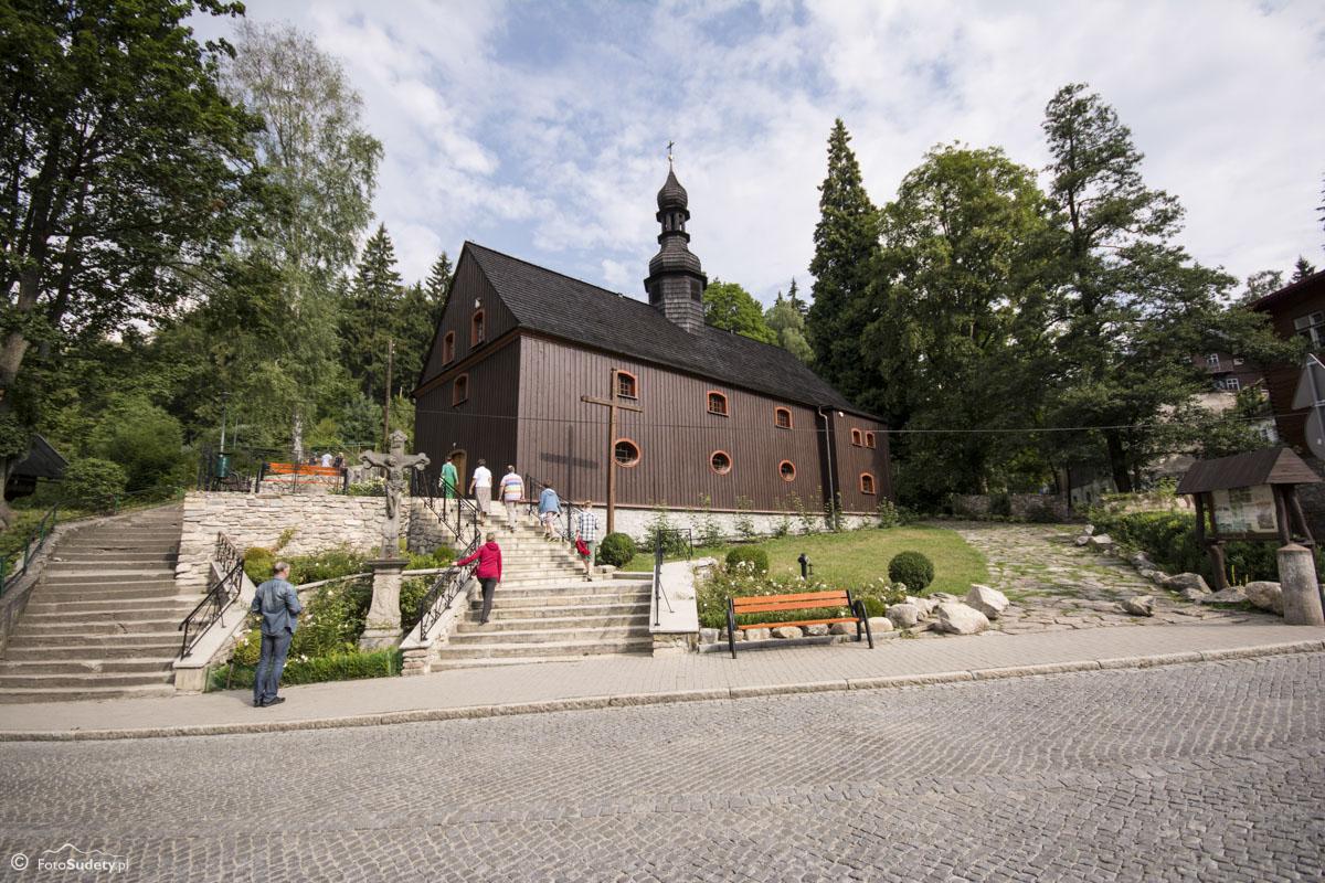 139 Kościół w Międzygórzu