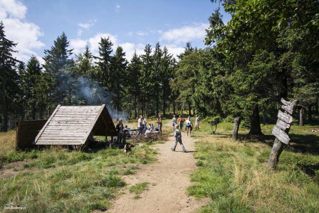Główny Szlak Sudecki – Etap VIII (Przełęcz Woliborska – Zygmuntówka)