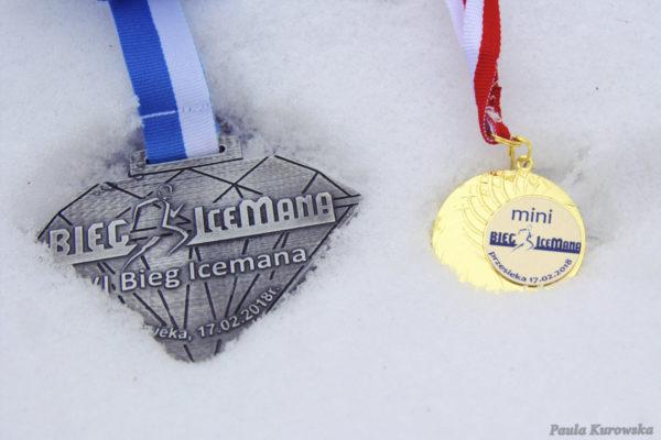 VI Przesiecki Bieg Icemana 17.02.2018 cz. II