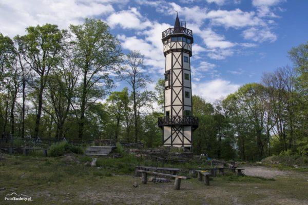 Wzgórza Strzelińskie – Gromnik (wieża widokowa)
