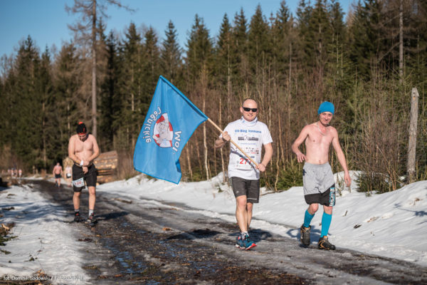 VII Przesiecki Bieg Icemana 16.02.2019 cz. III