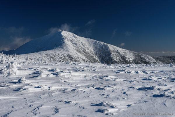 Zimowa Śnieżka i okolice