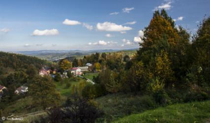 043-widok z Przesiekina Rudawy Janowickie i Góry Kaczawskie