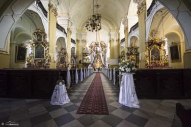 007 Wnętrze Kościoła św. Wawrzyńca