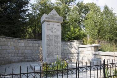 045 Jarnołtów - pomnik poległych w I wojnie światowej