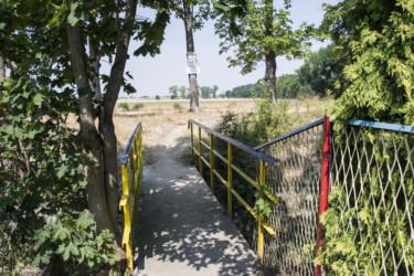 077 mostek w Lisich Katach