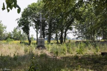 085 Stary cmentarz w Paczkowie