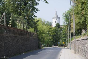 087 Wieża Bramy Kłodzkiej w Paczkowie