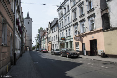 089 Ulica Narutowicza w Paczkowie
