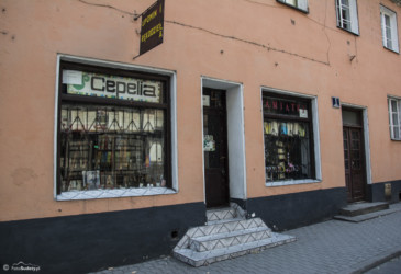 090 Sławetna Cepelia przy ul. Narutowicza