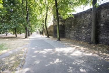 096 Mury obronne w Paczkowie