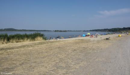 111 Plaża nad zbiornikiem w Kozielnie