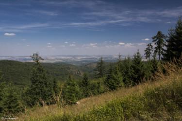 018 Widok na Przedgórze Sudeckie ze zbocza Jawornika Wielkiego