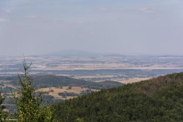 020 Widok ze zbocza Jawornika Wielkiego w stronę Ślęży