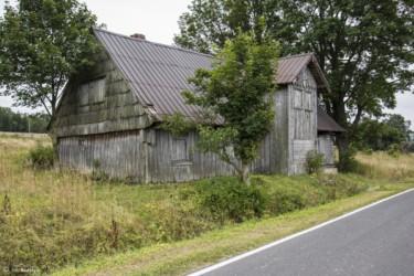 025 stara chata w Lasówce