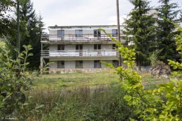 039 budynek dawnego ośrodka wypoczynkowego ORLIK w Orłowcu