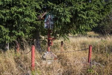 062 kaplicza w pobliżu Kątów  Bystrzyckich