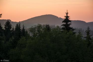 063 Góra Grodziec - widok ze Schroniska Pod Muflonem