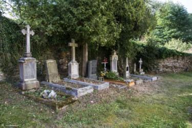 067 cmentarz przy kościele