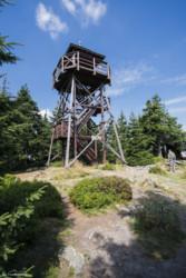 089 Czarna Góra - wieża widokowa