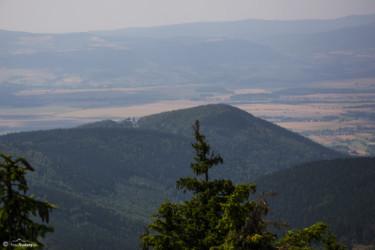 092 Widok z wieży na górę Igliczna