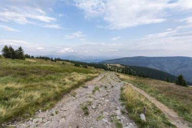 118 Szlak w kierunku żródła Moravy