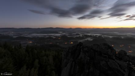 013 Widok na Góry Kaczawskie