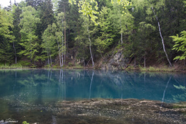 022 Błękitne Jeziorko