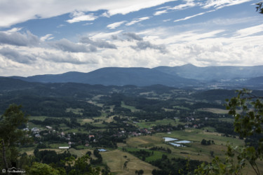 033 Widok z Krzyżnej Góry na Karpniki