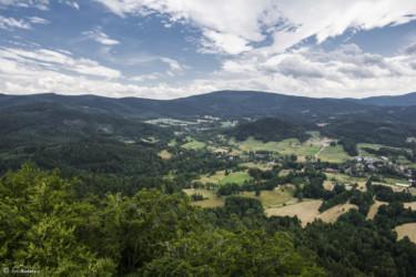 035 Widok z Krzyżnej Góry na Stużnicę i Skalnik